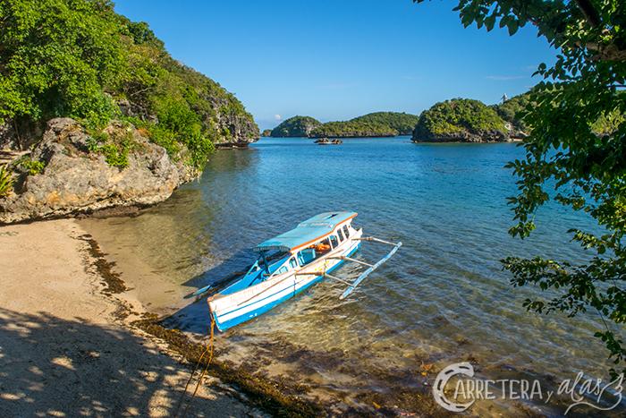 Parque de las cien islas, Filipinas