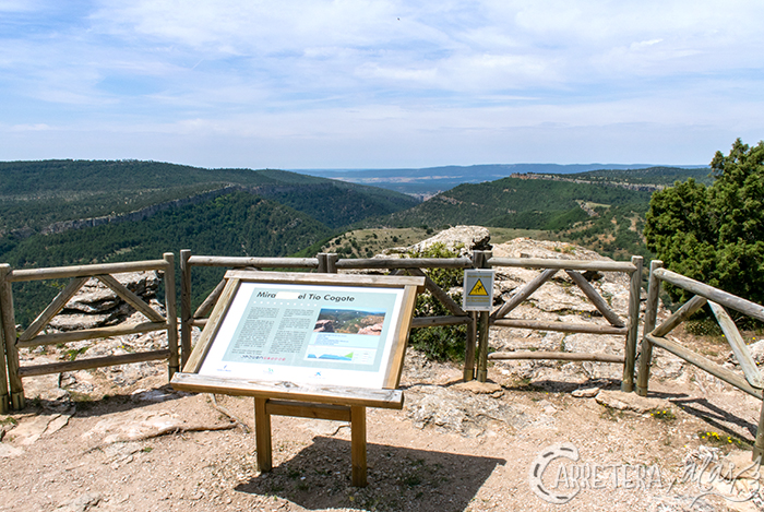Mirador del Tío Cogote, Cuenca