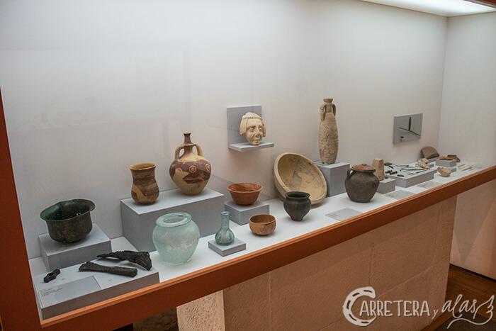 Yacimiento arqueológico de Segóbriga; centro de interpretación