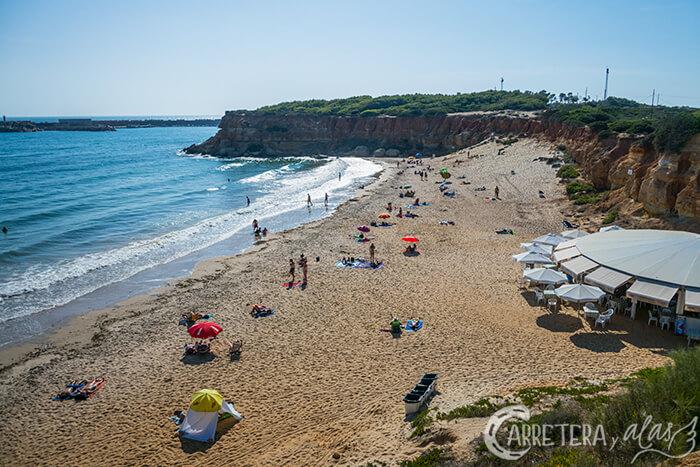 Playa de Castilnovo (Conil de la Frontera) Cadiz