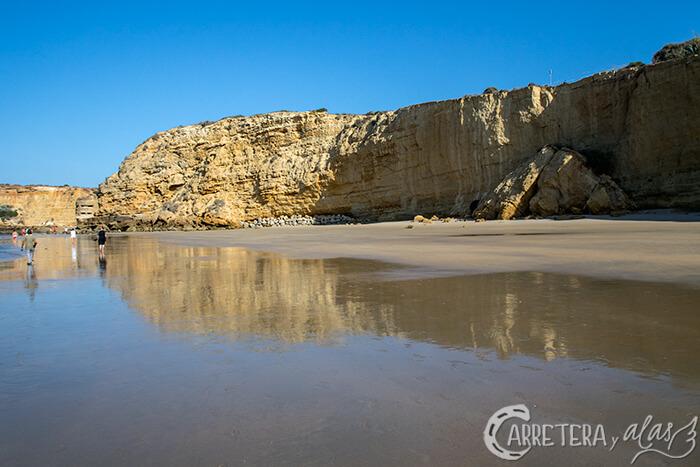 Playa de la Fuente del Gallo, Cadiz