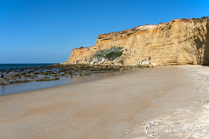 Playa El Puntalejo (Conil de La Frontera) Cadiz