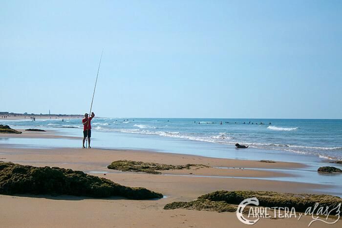 Playa de El Palmar (Vejer de la Frontera) Cadiz