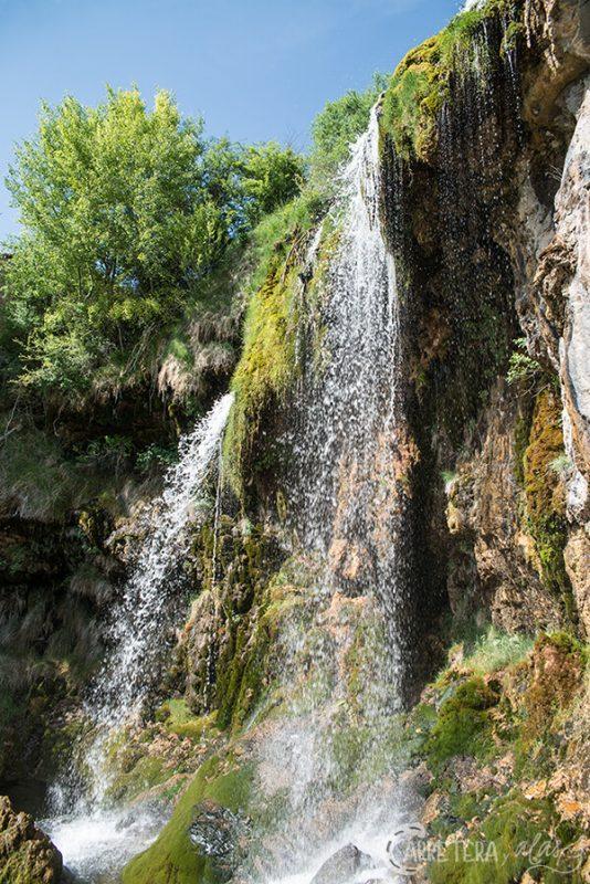Nacimiento del rio Jucar