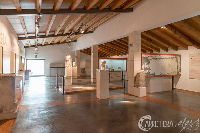 Yacimiento arqueológico de Segóbriga, centro de interpretación