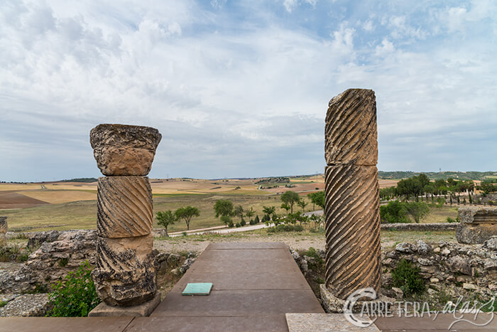 Yacimiento arqueológico de Segóbriga