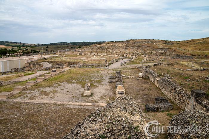 Yacimiento arqueológico Segóbriga