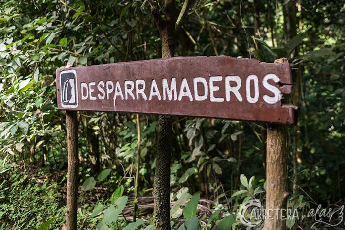 Parque Natural El Nicho
