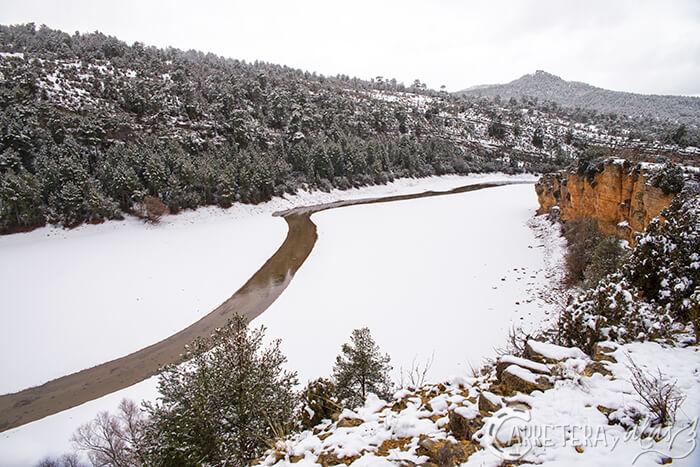 Serranía de Cuenca: Río Júcar