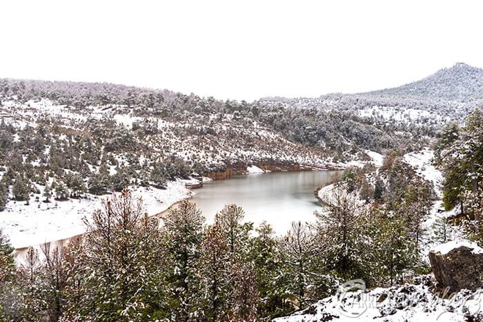 Serranía de Cuenca: Embalse de la Toba