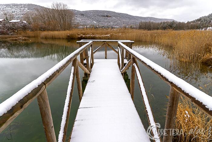 Serranía de Cuenca: Laguna de Uña