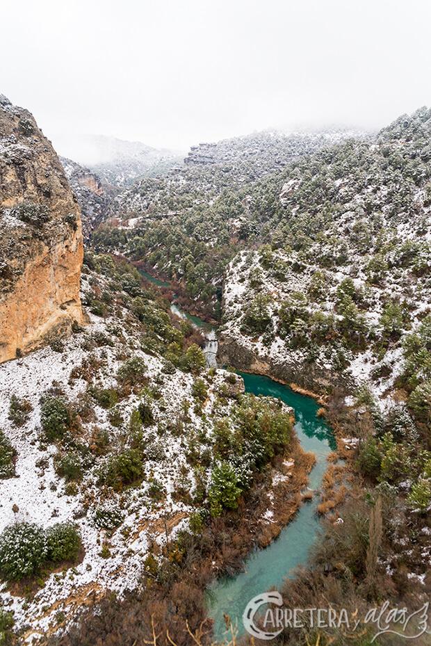 Serranía de Cuenca Ventano del Diablo